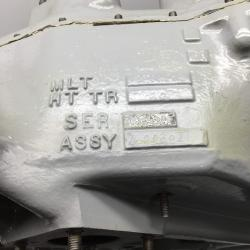 Rolls-Royce M250, Gearbox Housing and Cover, P/N: 23008021/23008019 S/N: XX152/30390, As Removed, ID: AZA
