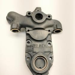 As Removed, Rolls-Royce M250, Oil Pressure Pump Body Assembly, P/N: 6892071, S/N: 29666, ID: AZA
