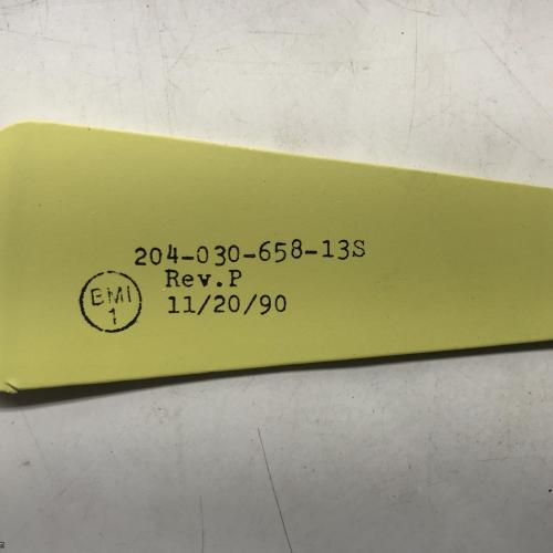 P/N: 204-030-658-013S, Shim, New Surplus, BH, ID: D11