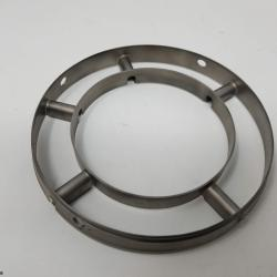P/N: 6853283, 3rd Stage Turbine Nozzle Shield, S/N: 10-78-158, Serviceable RR M250, ID: D11