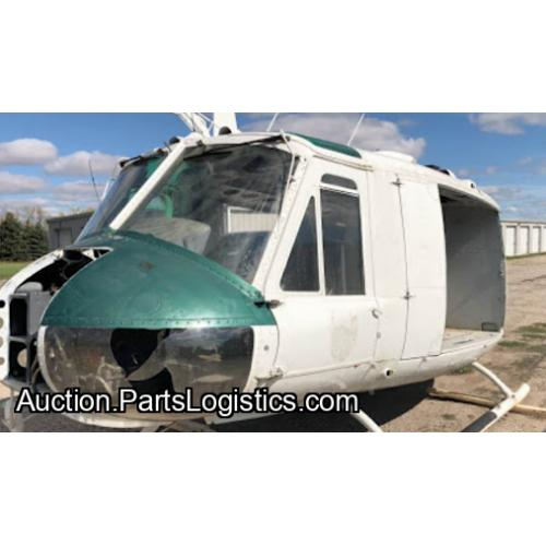 UH-1H Fuselage Airframe, Static Display, Used, Bell Helicopter