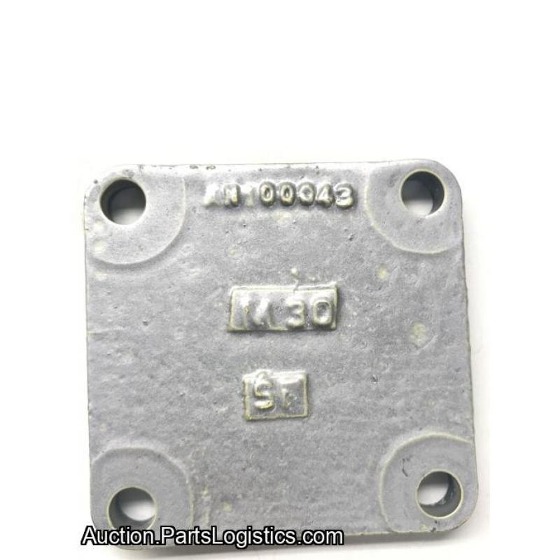 P/N: AN100043, Accessory Cover Plate, Overhauled RR M250, ID: D11