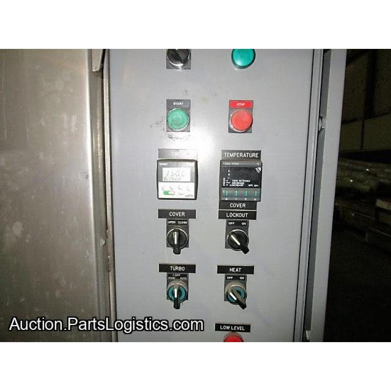 Industrial Parts Washing & Cleaning System, Used, Automated Cleaning Technologies Inc, ID: D11