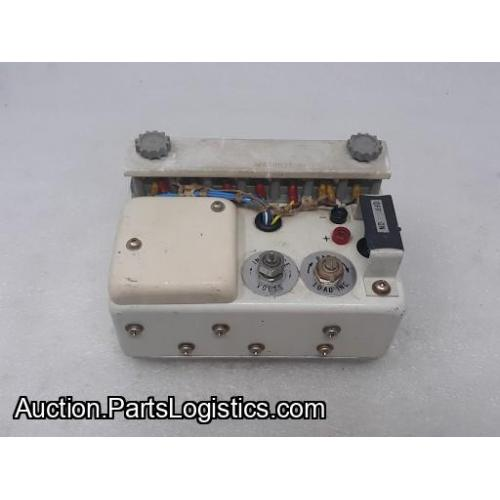 PN: CSV1152-12AB, Voltage Regulator, SN: CA15846, Overhauled, MULTI-AIRCRAFT,  ID: D11