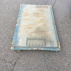 P/N: 6873174, Series 2 Shipping & Storage Container (No Mounts), S/N: 0024, Used RR M250, ID: AZA