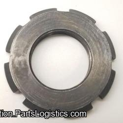 P/N: 6810434, Slotted Spaner Nut, As Removed, RR M250, ID: D11