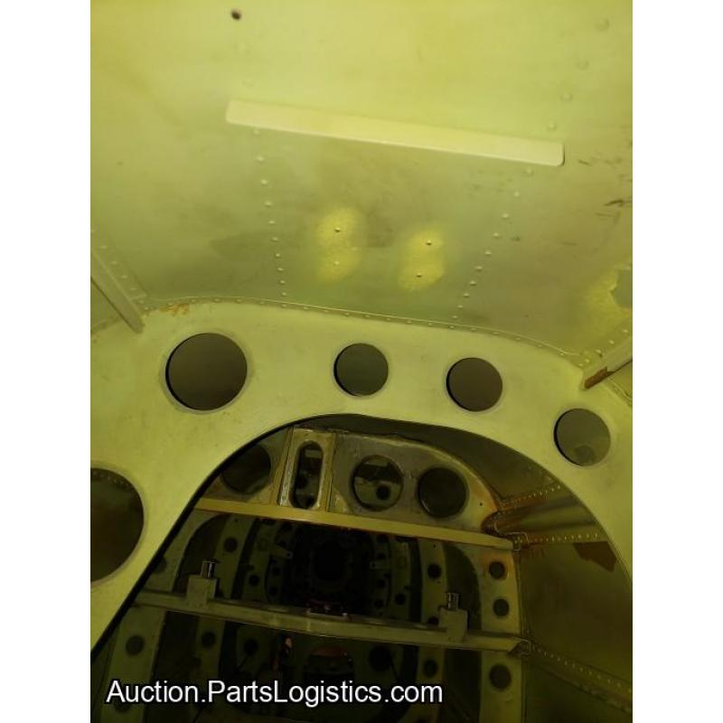 P/N: 205-032-800-067, Tail Boom, S/N: ABD-2051, Serviceable, Bell Helicopter, ID: D11