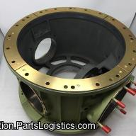 P/N: 204-040-353-023, Main Case Assy, S/N: A-2927, Overhauled, Bell Helicopter, ID: D11